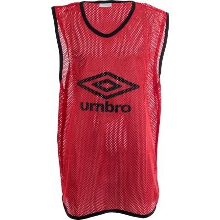 Vestă fotbal copii - Umbro MESH TRAINING BIB - 65 X 52CM - Junior - 1
