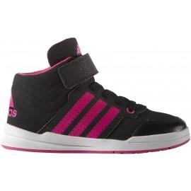 adidas JAN BS 2 MID I - Detská voľnočasová obuv