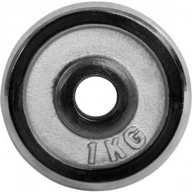 Fitforce DISC GREUTATE 1KG CROM 30MM - Disc greutate