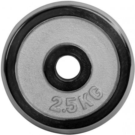 Disc greutăți - Fitforce DISC GREUTATE 2,5KG CROM 30MM