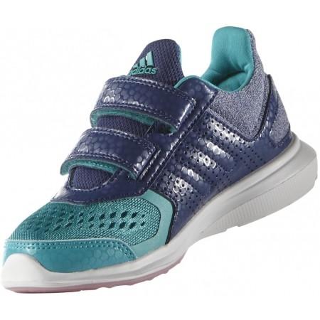 Момичешки обувки за бягане - adidas HYPERFAST 2.0 CF K G - 4