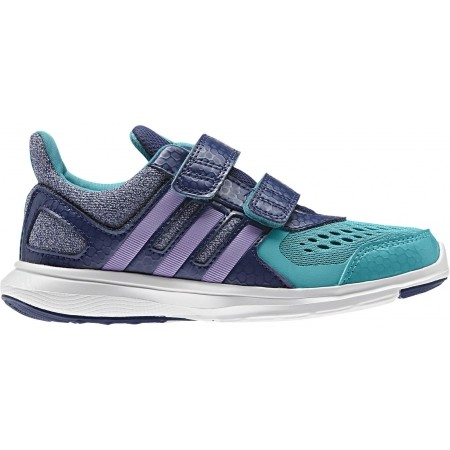 Момичешки обувки за бягане - adidas HYPERFAST 2.0 CF K G - 1