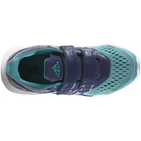 Момичешки обувки за бягане - adidas HYPERFAST 2.0 CF K G - 2