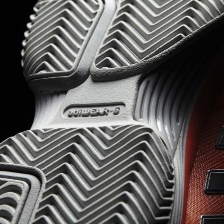 Дамски обувки за тенис - adidas BARRICADE CLUB W - 8