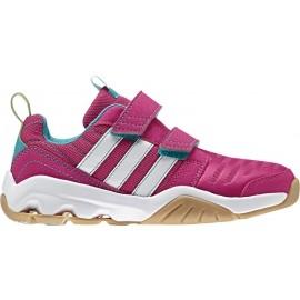 adidas GYMPLUS 3 CF K - Dětská sálová obuv
