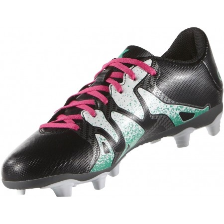 Мъжки футболни обувки - adidas X 15.4 FXG - 4