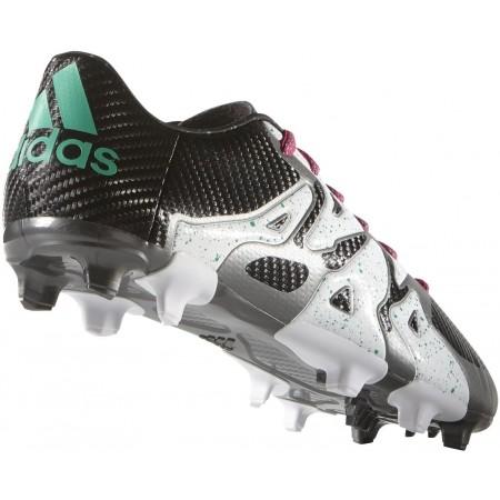 Ghete fotbal pentru bărbați - adidas X 15.3 FG/AG - 8