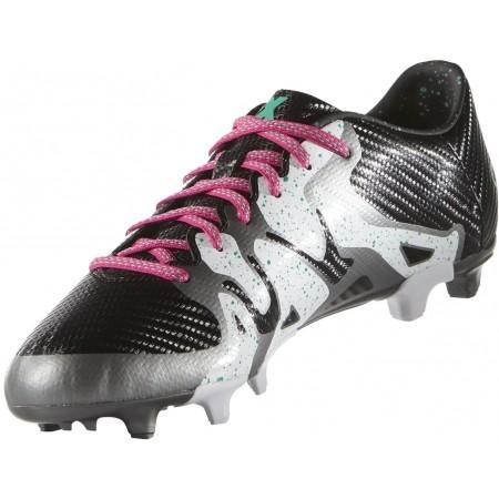 Ghete fotbal pentru bărbați - adidas X 15.3 FG/AG - 7