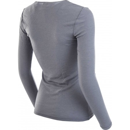 Koszulka termoaktywna damska - Icebreaker EVERYDAY LS CREWE - 6