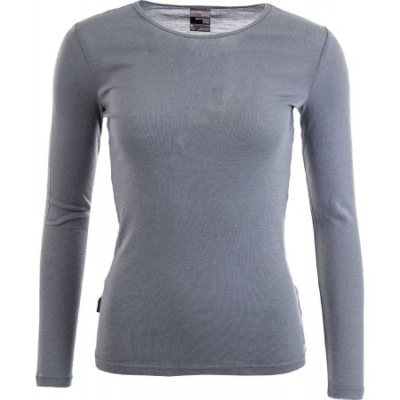 Koszulka termoaktywna damska - Icebreaker EVERYDAY LS CREWE - 4