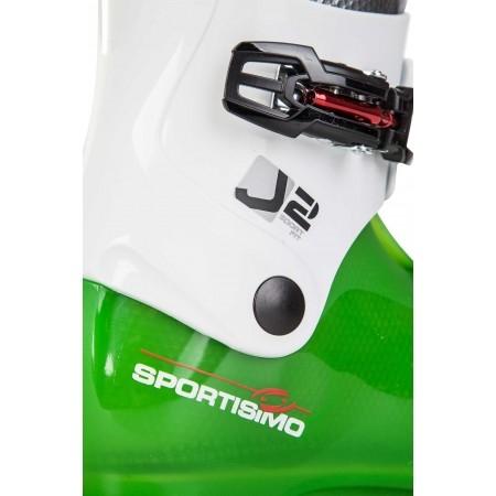 Dětské lyžařské boty - Alpina J2 - 5