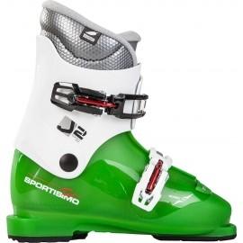 Alpina J2 - Detské lyžiarske topánky