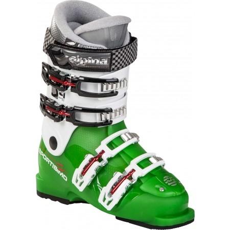 Dětské lyžařské boty - Alpina J4 - 2