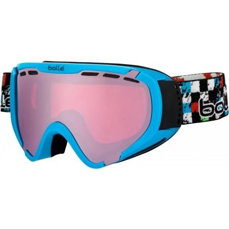 Ski goggles - Bolle EXPLORER SHINY BLUE
