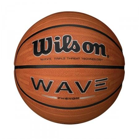 Basketbalová lopta - Wilson NCAA WAVE PHENOM