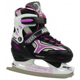 Sulov DÍVČÍ BRUSLE 2V1 - Girls' ice skates