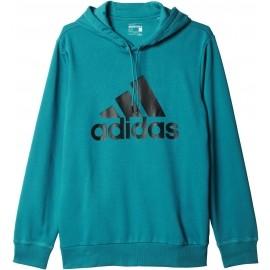 adidas LOGO HOOD - Men's hoodie - adidas