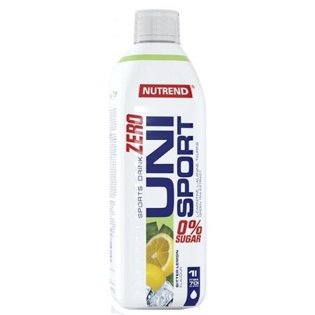Sportovní nápoj - Nutrend UNISPORT ZERO 1L BITTER LEMON