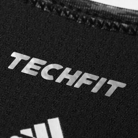 Дамски спортен сутиен - adidas TECHFIT BRA HEATHER PRINT - 9