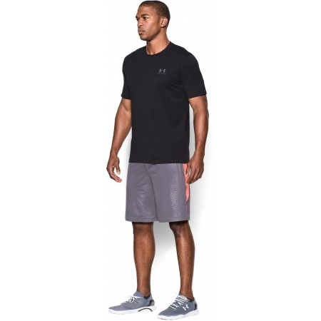 Tricou bărbați - Under Armour CC LEFT CHEST LOCKUP - 4