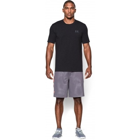 Tricou bărbați - Under Armour CC LEFT CHEST LOCKUP - 5