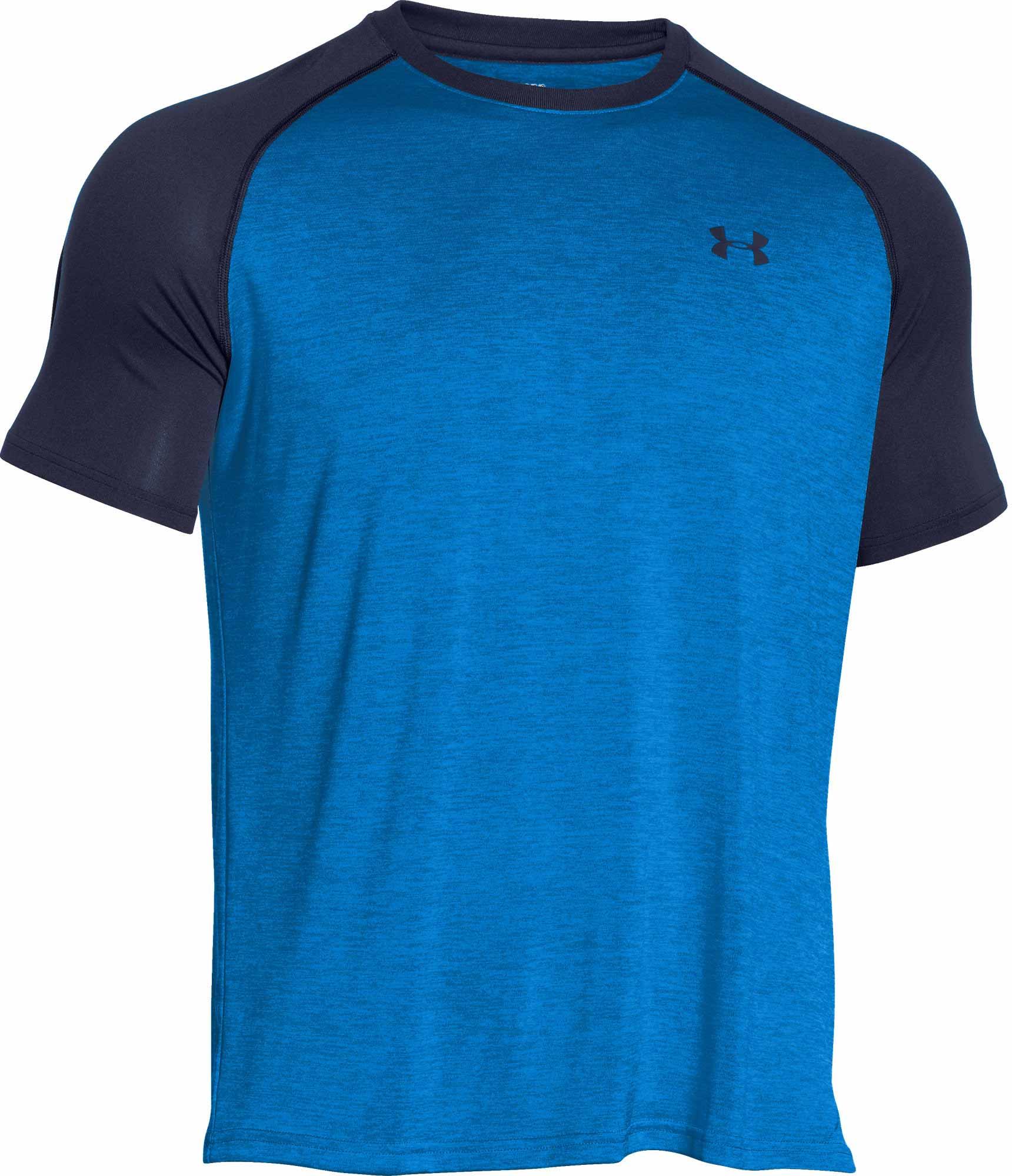 8ff037cb420 Under Armour UA TECH SHORTSLEEVE T. Pánske funkčné tričko