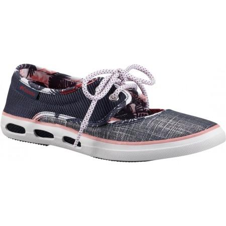 Dámská vycházková obuv - Columbia VULC N VENT PEEP TOE - 1
