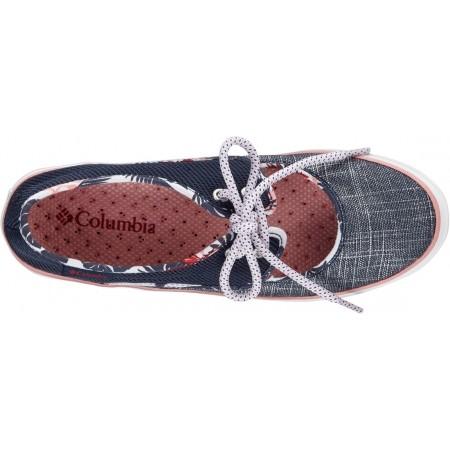 Dámská vycházková obuv - Columbia VULC N VENT PEEP TOE - 2