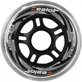 Zealot WHEELS 80X24MM - Set de 4 roți