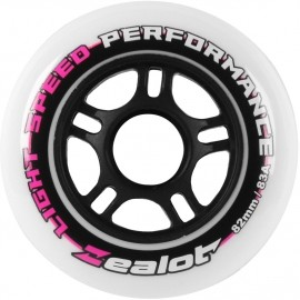 Zealot WHEELS 82X24MM - Sada 4 koliesok