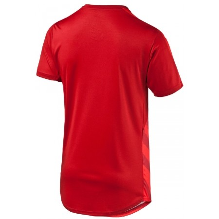 Copie tricou de fotbal - Puma CZECH REPUBLIC HOME REPLICA SHIRT CHILI - 2