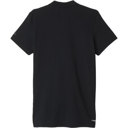 Мъжка тениска с яка - adidas ESS YD POLO - 2