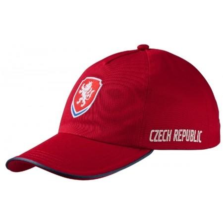 Șapcă - Puma CZECH REPUBLIC CAP - 1