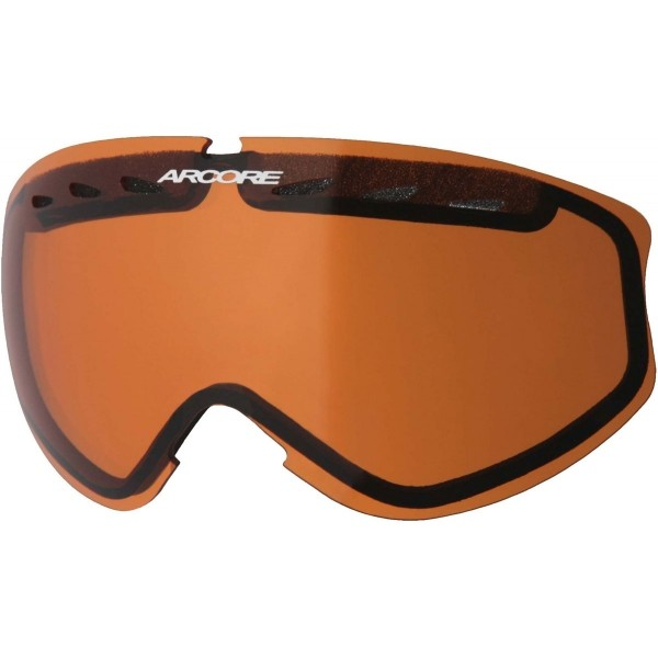Arcore Náhradné sklá  T7091 GABO oranžová  - Náhradné sklá