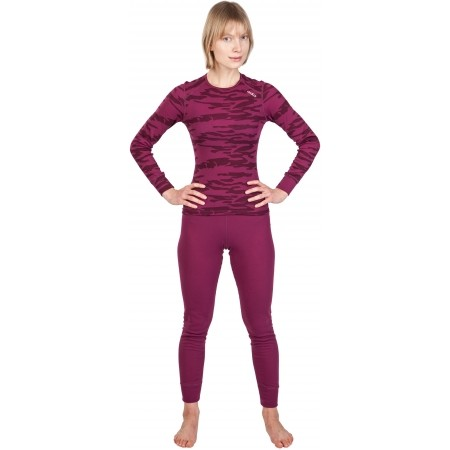 Women's functional pants - Odlo ORIGINALS WARM XMAS PANT - 3