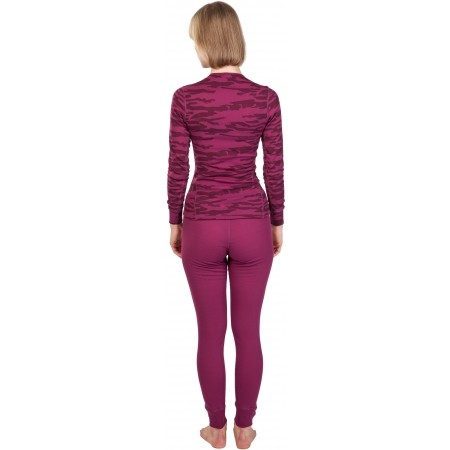 Women's functional pants - Odlo ORIGINALS WARM XMAS PANT - 5