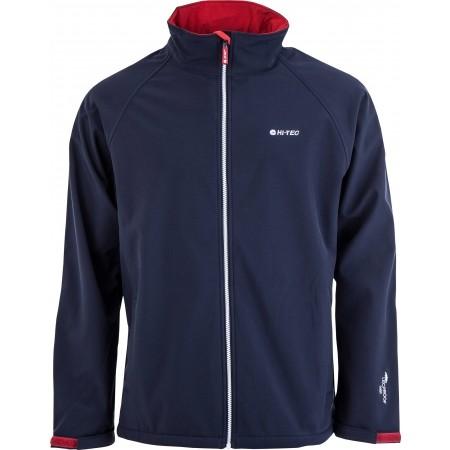 Pánská softshellová bunda - Hi-Tec LUMMIN - 1