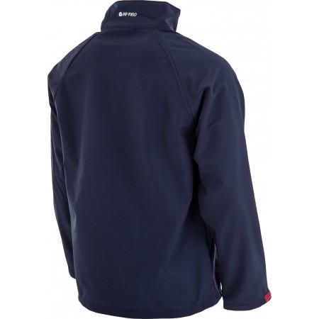 Pánská softshellová bunda - Hi-Tec LUMMIN - 3