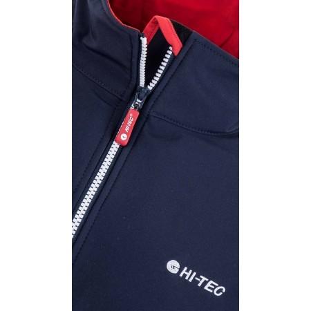 Pánská softshellová bunda - Hi-Tec LUMMIN - 4