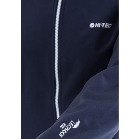 Pánská softshellová bunda - Hi-Tec LUMMIN - 5