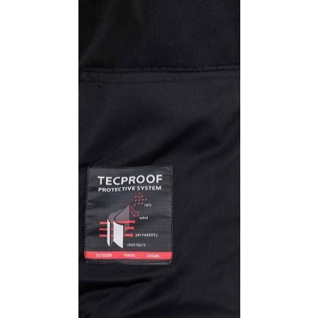 Pánská softshellová bunda - Hi-Tec LUMMIN - 6