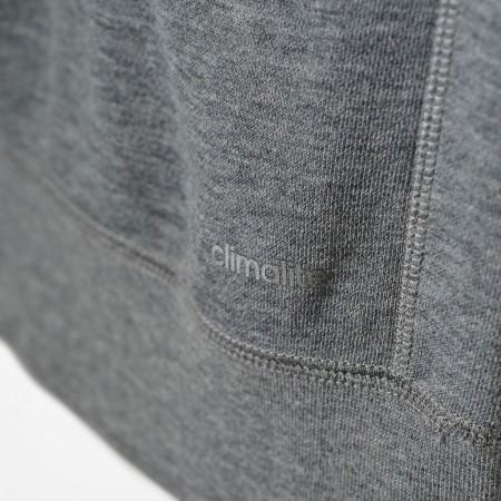 Men's hoodie - adidas ESS 3S CREW FT - 6