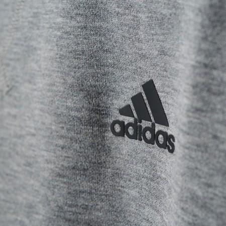 Men's hoodie - adidas ESS 3S CREW FT - 8