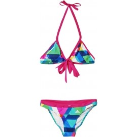 adidas BEACH GRAPHIC II ALLOVER HALTERNECK BIKINI