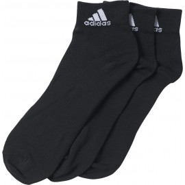 adidas PERFORMANCE ANKLE THIN 3PP - Socken Set