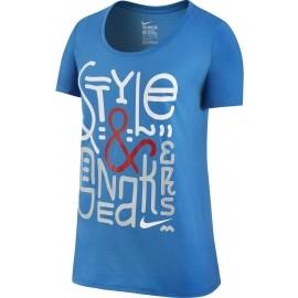 Nike TEE BF STYLE SNEAKERS - Dámské tričko