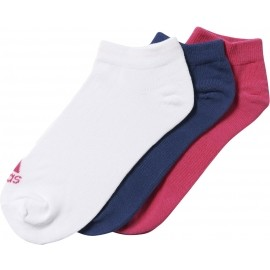 adidas PERFORMANCE NO-SHOW THIN 3PP - Set ponožek - adidas