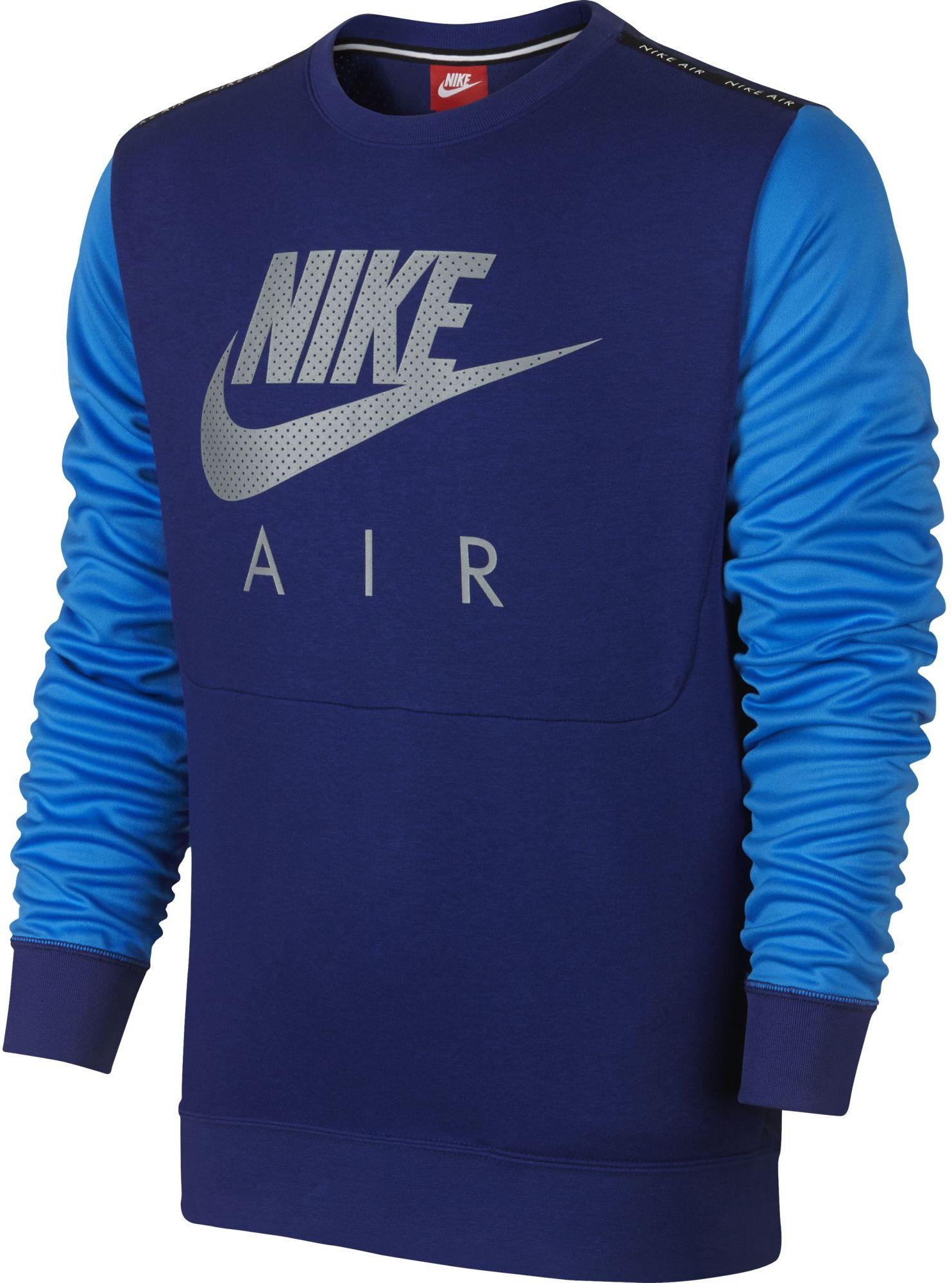 sports shoes d777e f80cf Nike AIR HYBRID FLEECE CREW