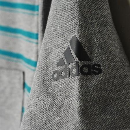 Мъжка тениска с яка - adidas ESS YD POLO - 12