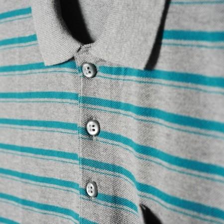 Мъжка тениска с яка - adidas ESS YD POLO - 13